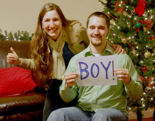 baby gender it's a boy