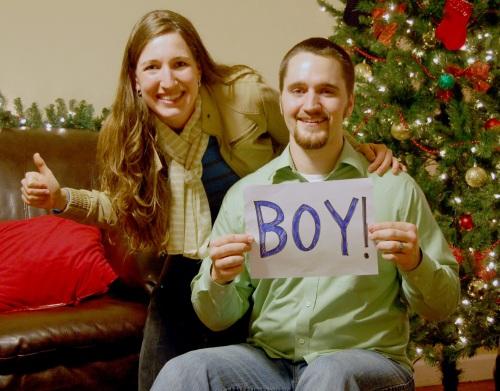 baby gender it's a boy