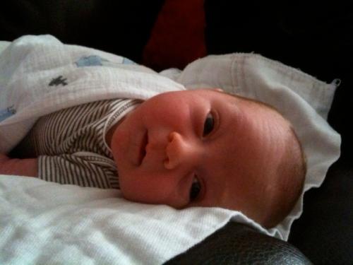 baby 3 weeks