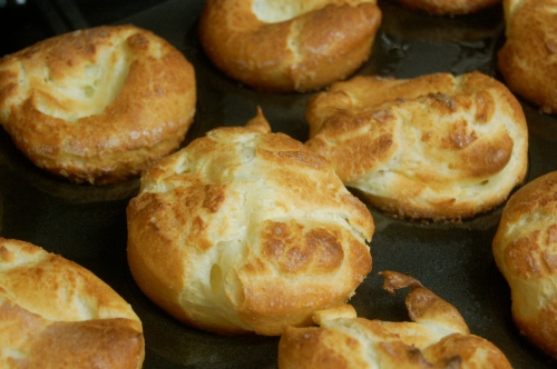 Nun Puffs recipe