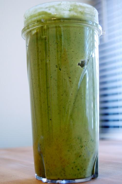green chickpeas blend - bonjourHan.com
