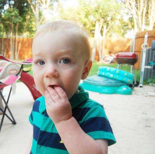 Baby Lightning Cookie ~ bonjourHan.com