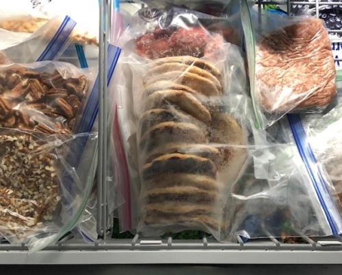 Budget food freezer hacks - bonjourHan